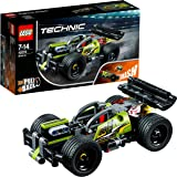 LEGO Technic 42072 - Zack Rückziehauto, Set für geübte Baumeister