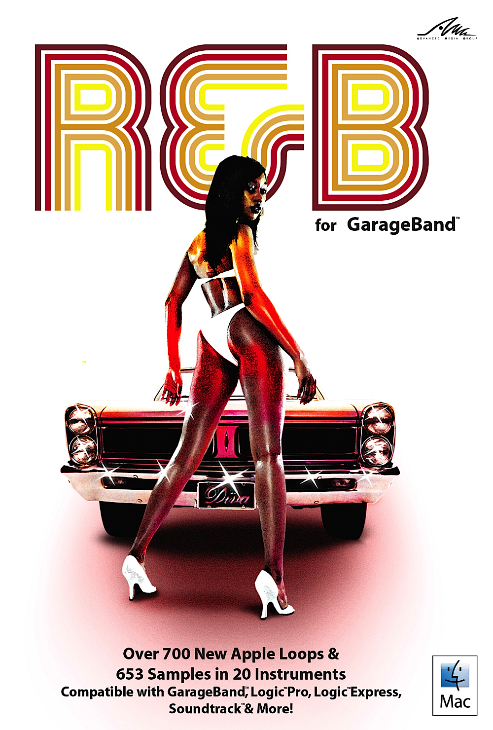 R & B für GarageBand - Apple Loops & GarageBand Instruments [Download] Garageband Download