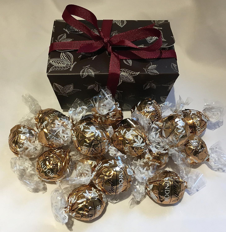 Irish Cream Lindt Lindor Milk Chocolate Truffles Limited Edition ...