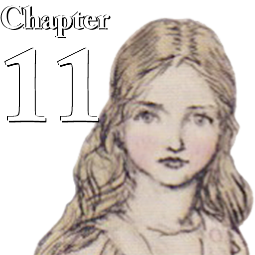 AlicewinksLite - Chapter 11 Who Stole the Tarts? - 19th Century Fantasy, 20th Century Imagery, 21st Century Technology