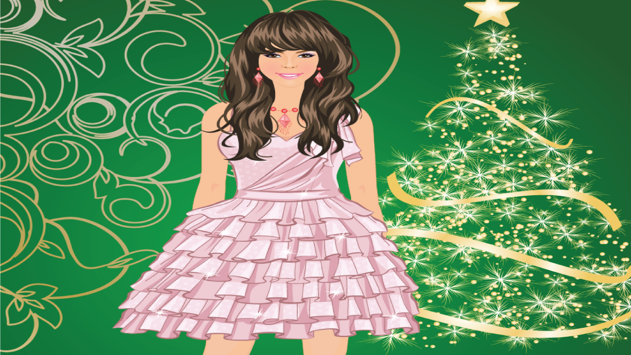 weihnachtsfeier dress up spiel apps f r android. Black Bedroom Furniture Sets. Home Design Ideas