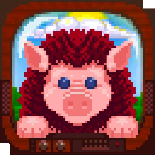 Lion Pig - Löwe Schwein (Schnelle Einfache Kostüme Super Halloween)