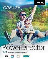 PowerDirector 16 – DeluxeDoté d'une interface intuitive et de fonctionnalités inégalées, PowerDirector assure un montage vidéo performant pour les vidéos standards et 360°. Conçu pour être flexible et puissant, PowerDirector est la solution de mon...