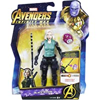 Marvel Avengers: Infinity War Black Widow With Infinity Stone, Ages 4 And Up
