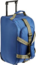 Aristocrat Polyester 54.5 cms Blue Travel Duffle (DFTDAW52BLU)
