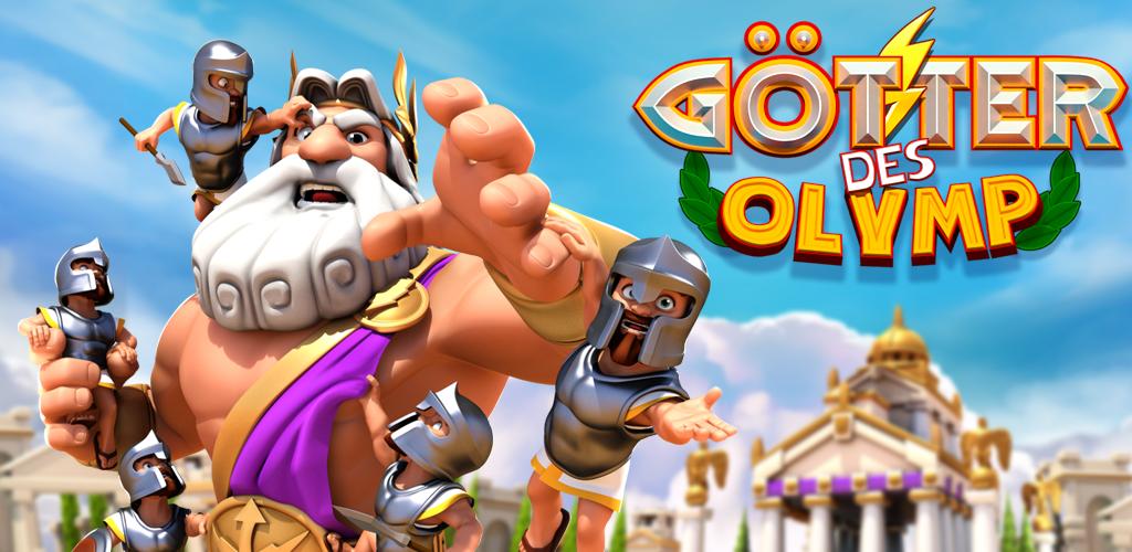 Götter des Olymp (Gods of Olympus): Amazon.de: Apps für