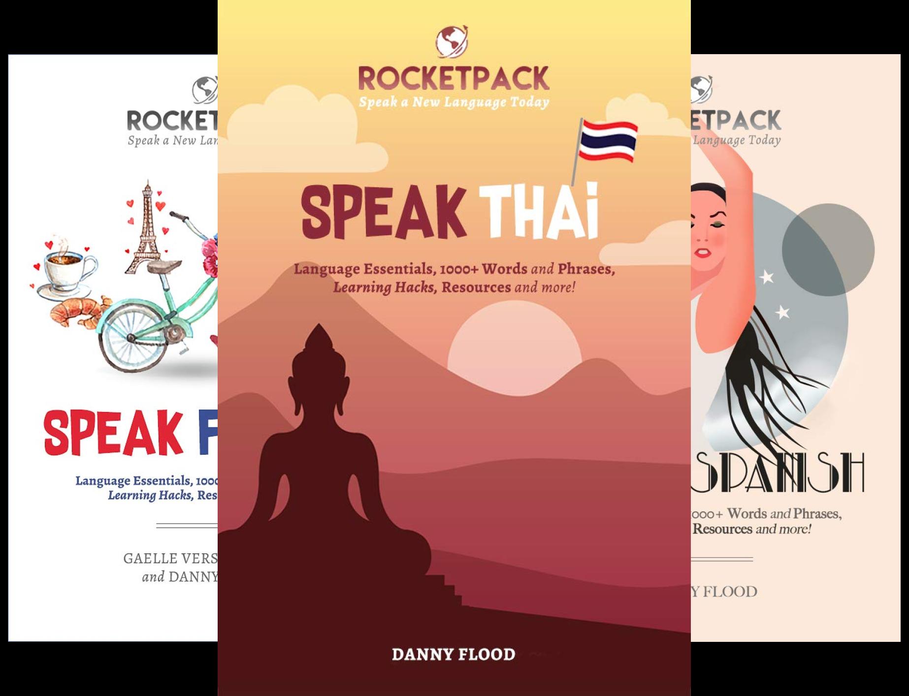 RocketPack (3 Book Series)