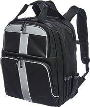 AmazonBasics Tool Bag Backpack, 50 Pocket - 2 Pocket Front