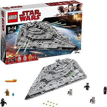 Lego Star Wars - First Order Star Destroyer - 75190 - Jeu de Construction