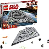 Lego 75190 Star Wars The Last Jedi First Order Star Destroyer Toy
