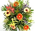 Blumenstrauß -Sommer in Frankreich- VERSANDKOSTENFREI Ø 40cm + kostenlose Glückwunschkarte Blumenversand
