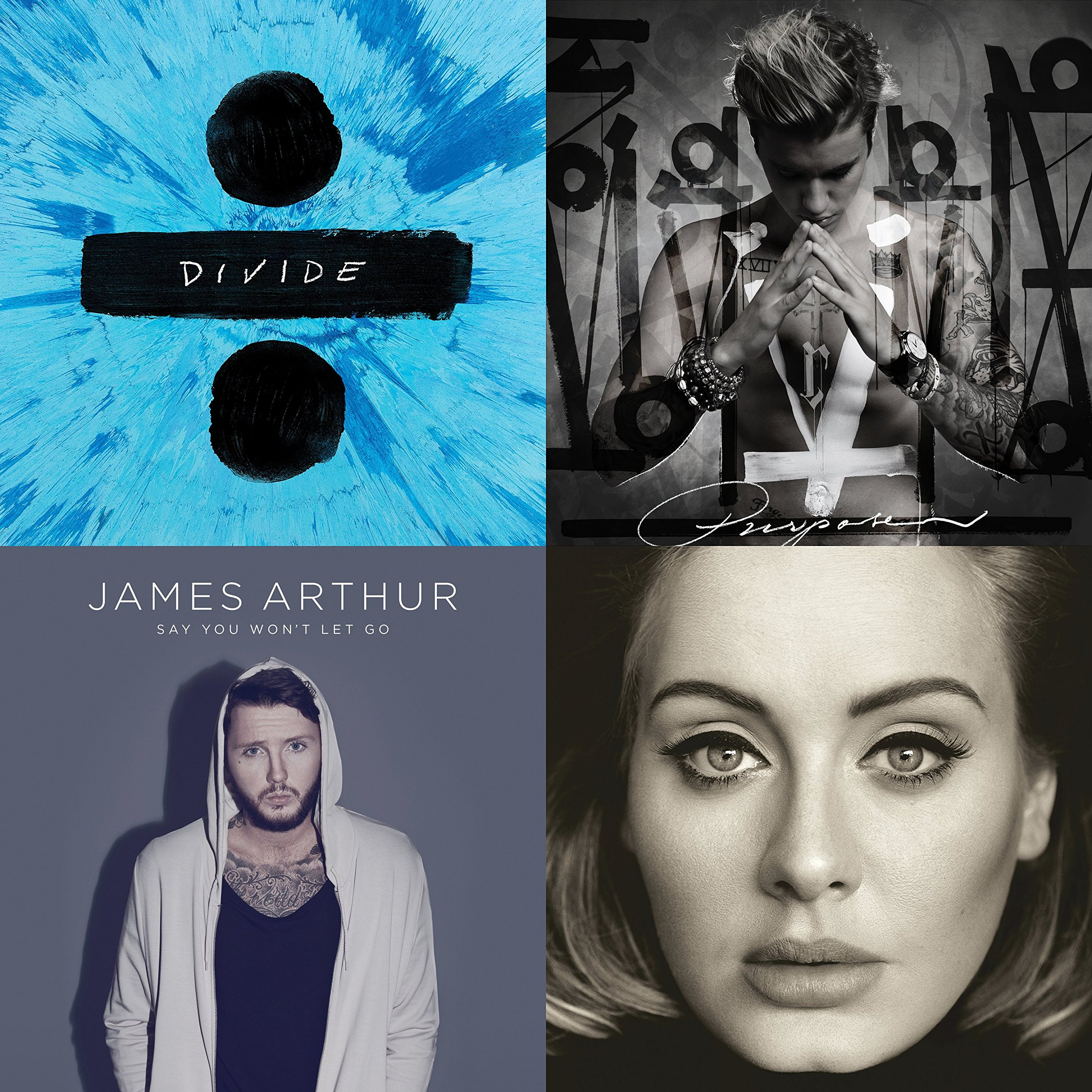 Chilled Modern Pop Hits