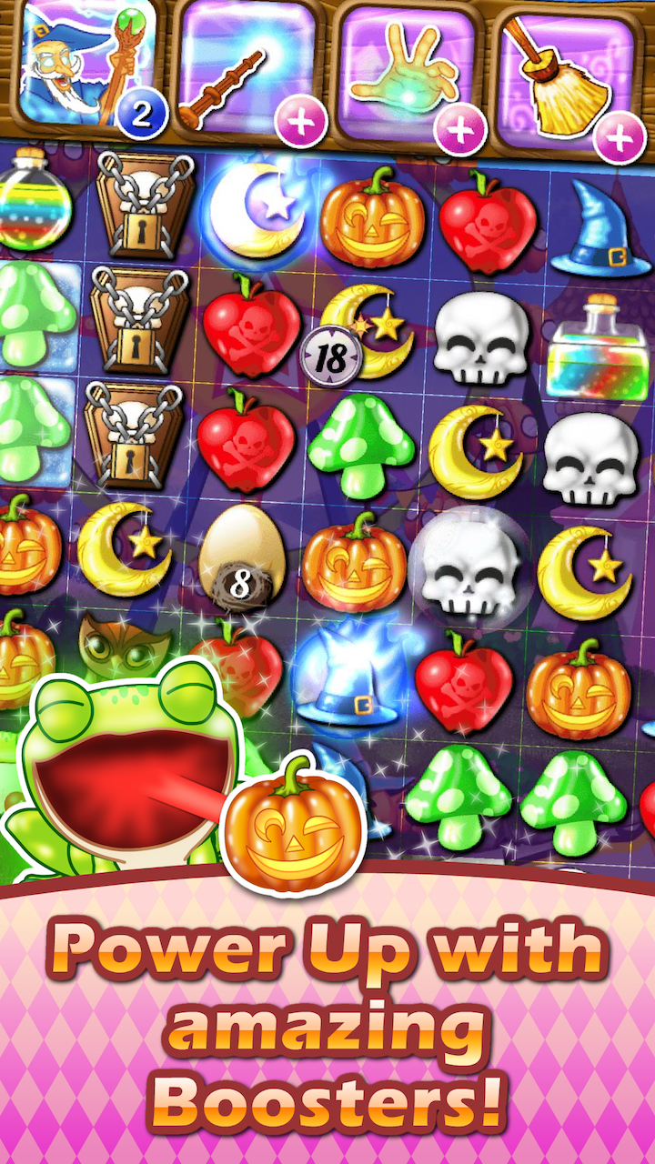 Witch Puzzle - Best Match 3 Game Ever: Amazon.co.uk
