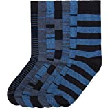 Amazon Brand - find. Men's Calf Socks, Pack of 7