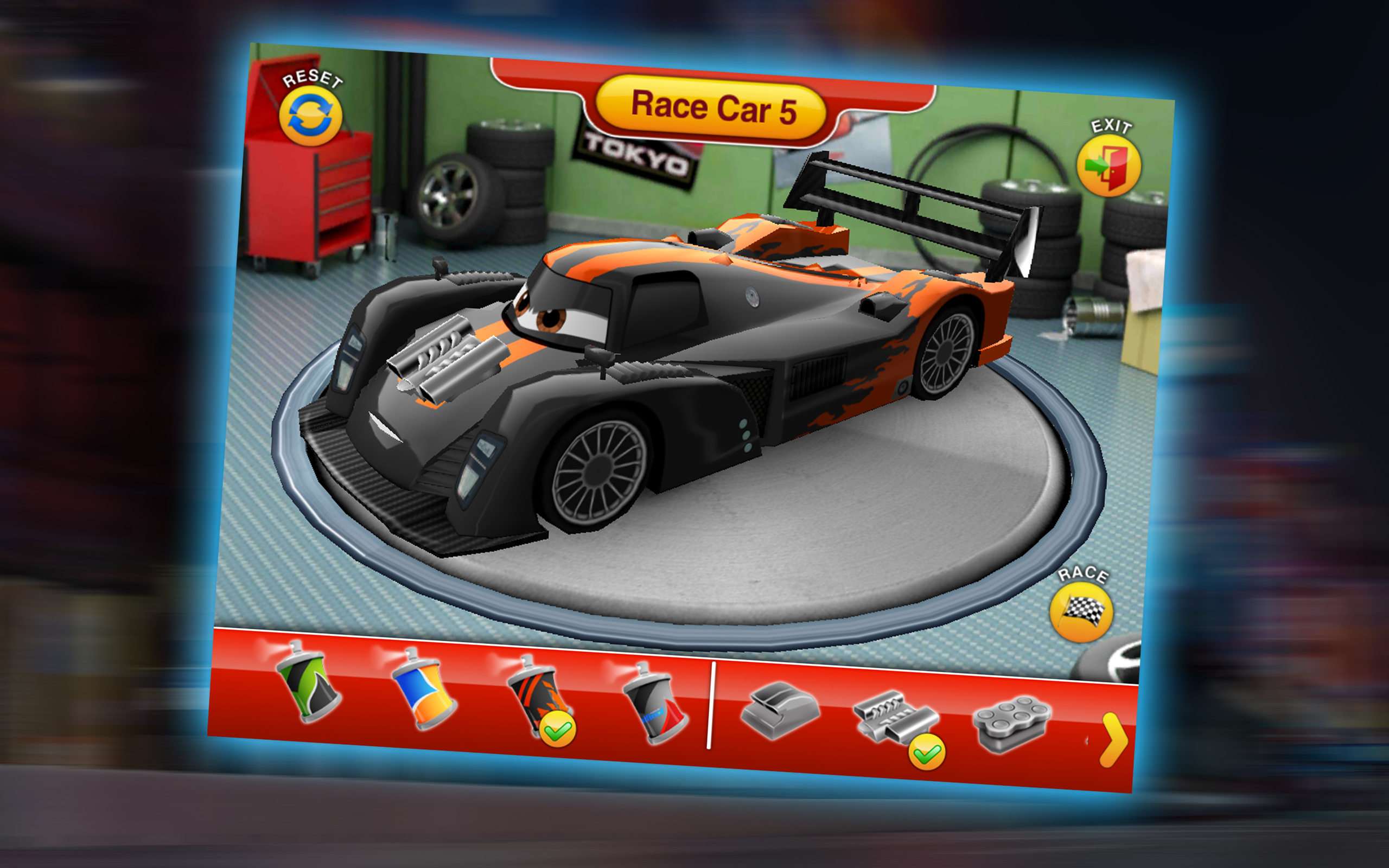 World Grand Prix Races | Cars 2 Movie Games | Free Games ...