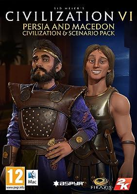 Sid Meier's Civilization VI - Persia and Macedon Civilization & Scenario Pack (Mac) [Mac Code - Steam] by 2K