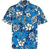 Camisa Hawaiana   Hombre   Señores   100% Algodón   Talla S - 8XL   Manga Corta   Muchos Colores   Flores   Flor   Hibisco  