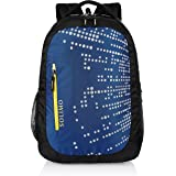 Amazon Brand - Solimo Laptop Backpack for 15.6-inch Laptops (29 litres, Midnight Blue)