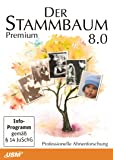 Stammbaum 8 Premium- Professionelle Ahnenforschung [Download]