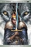 George R.R. Martins Game of Thrones - Königsfehde (Collectors Edition): Bd. 1 (2. Buch von Das Lied von Eis und Feuer)