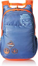 Skybags Polyester 30 Ltrs Blue Laptop Bag (LPBPBLFS4BLU)
