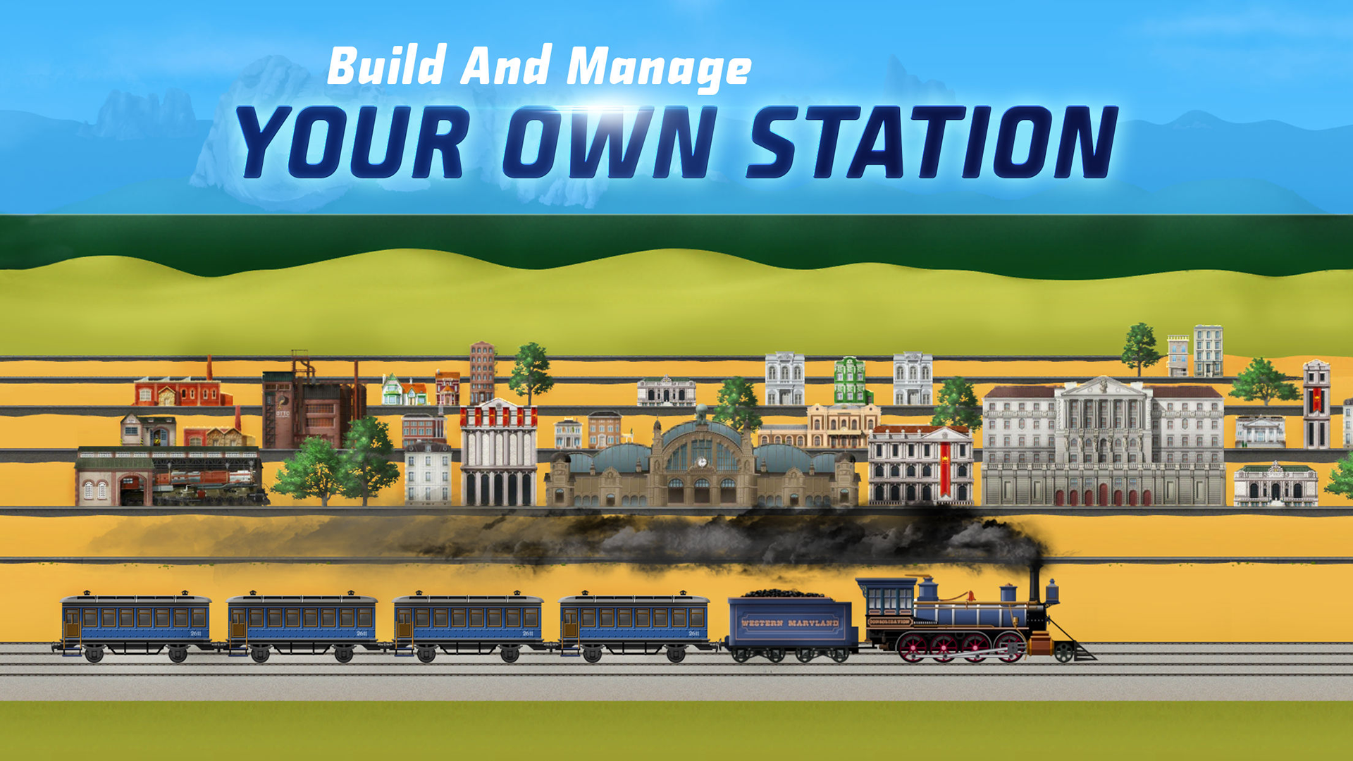 how to build track in railroad tycoon