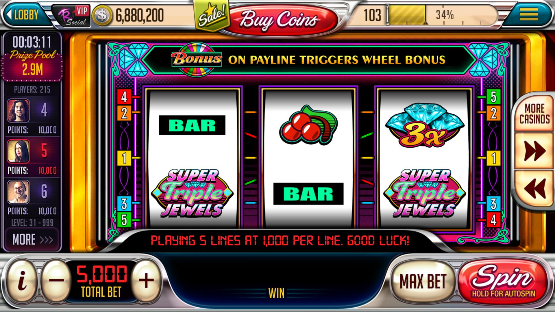 Spiele Downtown - Video Slots Online
