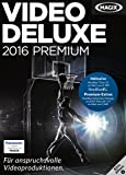 MAGIX Video deluxe 2016 Premium [Download]