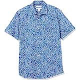 Amazon Essentials Men's Regular-fit Short-Sleeve Shirt