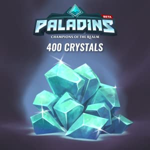 400 Paladins-Kristalle [PC Code – Kein DRM]