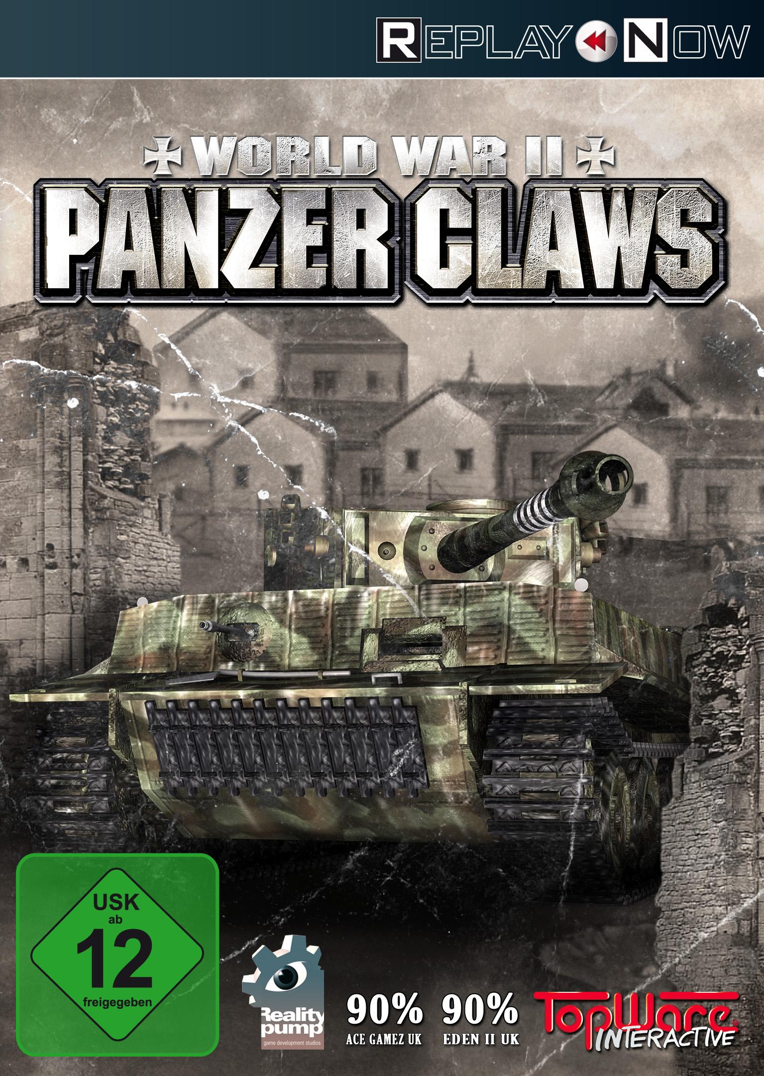 World War II: Panzer Claws [Steam] (Pc-spiele Ww2)
