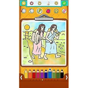 Ausmalbilder Bibel Amazon De Apps Fur Android