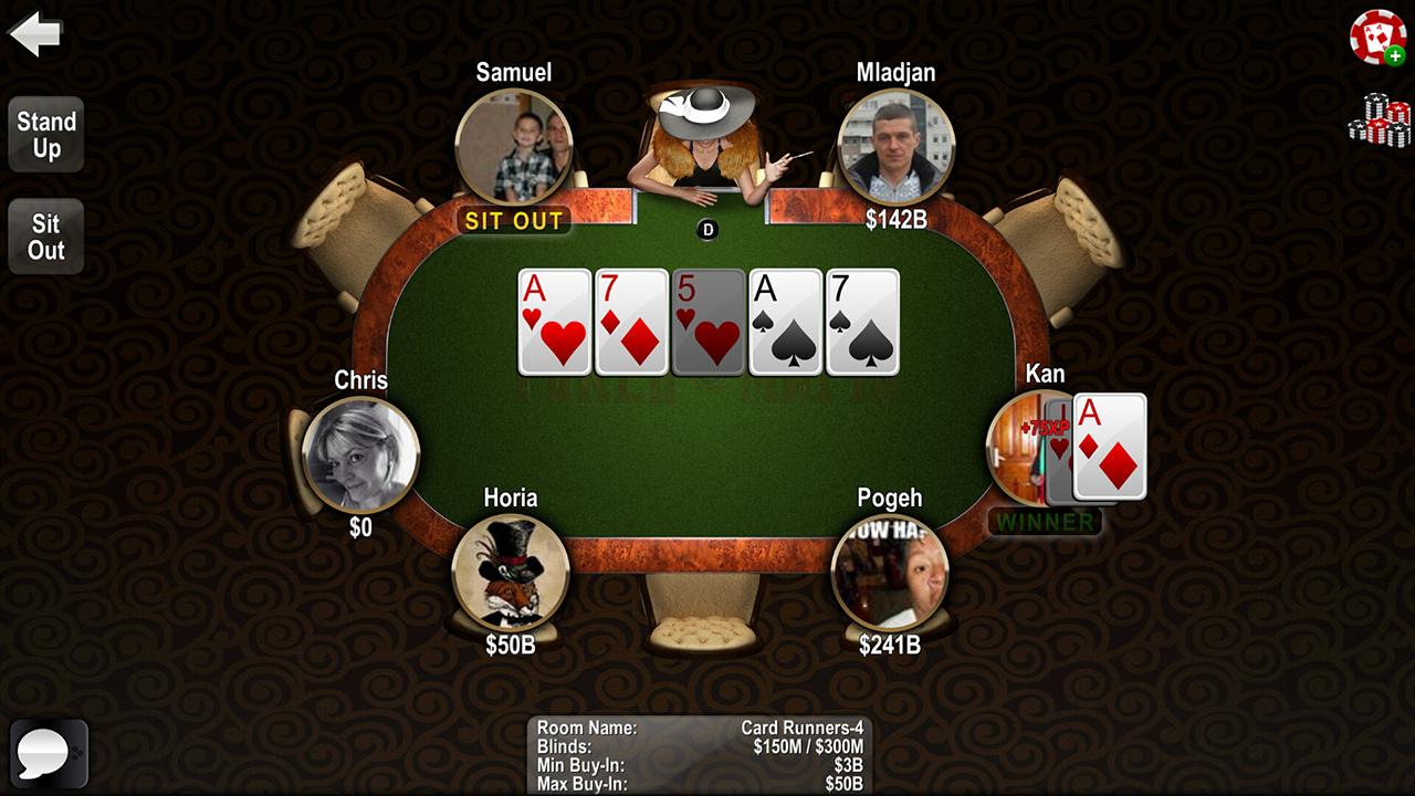 Poker mafia app