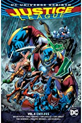 Justice League (2016-2018) Vol. 4: Endless Kindle Edition