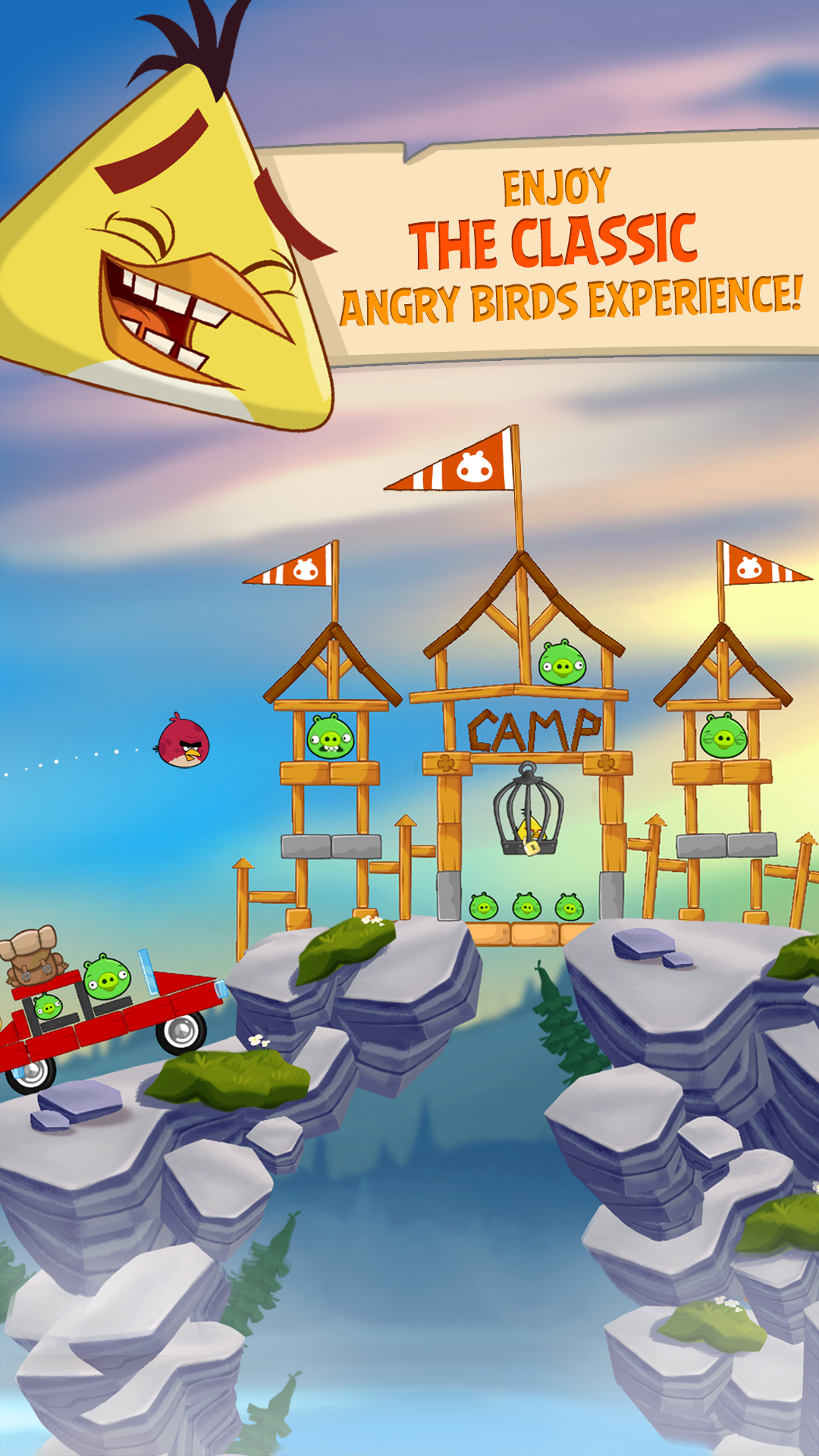 Image of Angry Birds Seasons Free