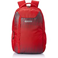 American Tourister Dazz 33 Ltrs Red Casual Backpack (FU5 (0) 00 002)