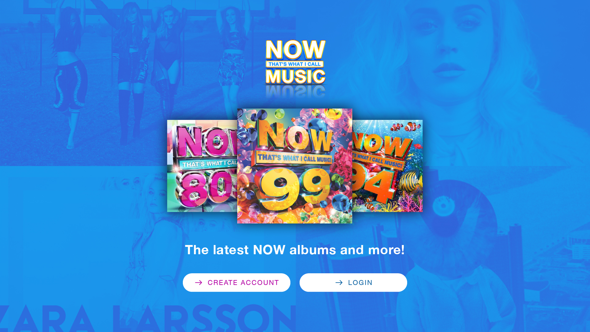 NOW Music Player Stream and listen to music: Amazon.co.uk: Appstore ...