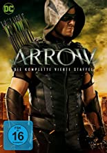 Arrow - Die komplette 4. Staffel