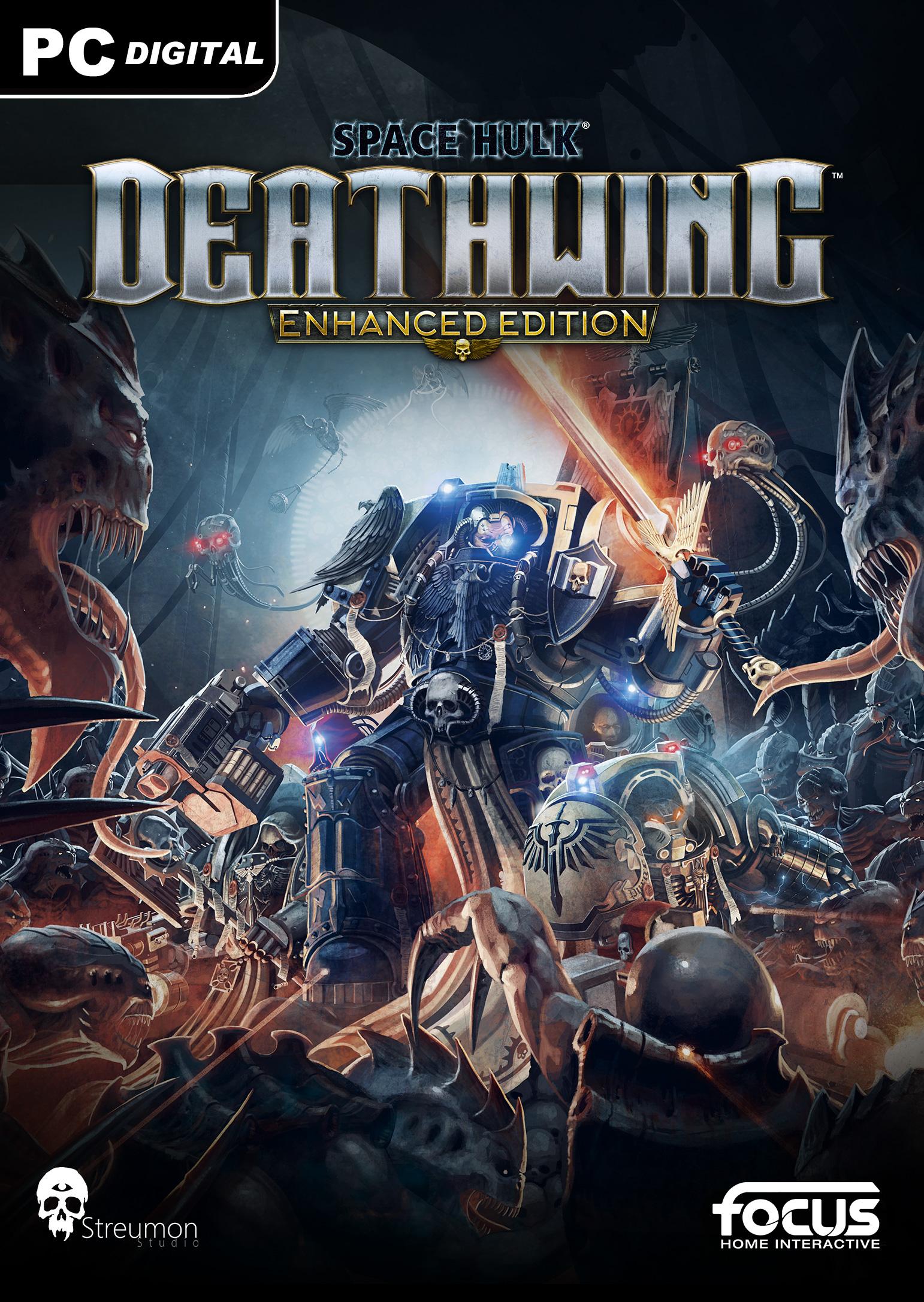Space Hullk: Deathwing - Enhanced Edition [PC Code - Steam] -