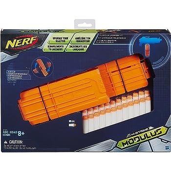 Nerf - B1534EU40 - Elite Modulus - Jeu de Tir - Kit Double Chargeur
