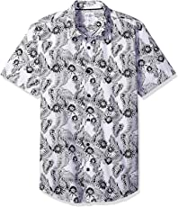 GUESS Men's Casual Shirt