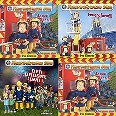Feuerwehrmann Sam: Hörspiele