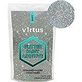 v1rtus - glittertoevoeging voor dispersieverf - voor binnen- en buitenmuren, plafonds, hout, metaal, lak, bijzonder mat, lich