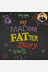 My Madder Fatter Diary Audible Audiobook