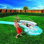 16`L Speed Curve Water Slide - BZ84731