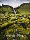 Spirit of Nature 2019 - Bildkalender XXL (48 x 64) - Landschaftskalender - Naturkalender