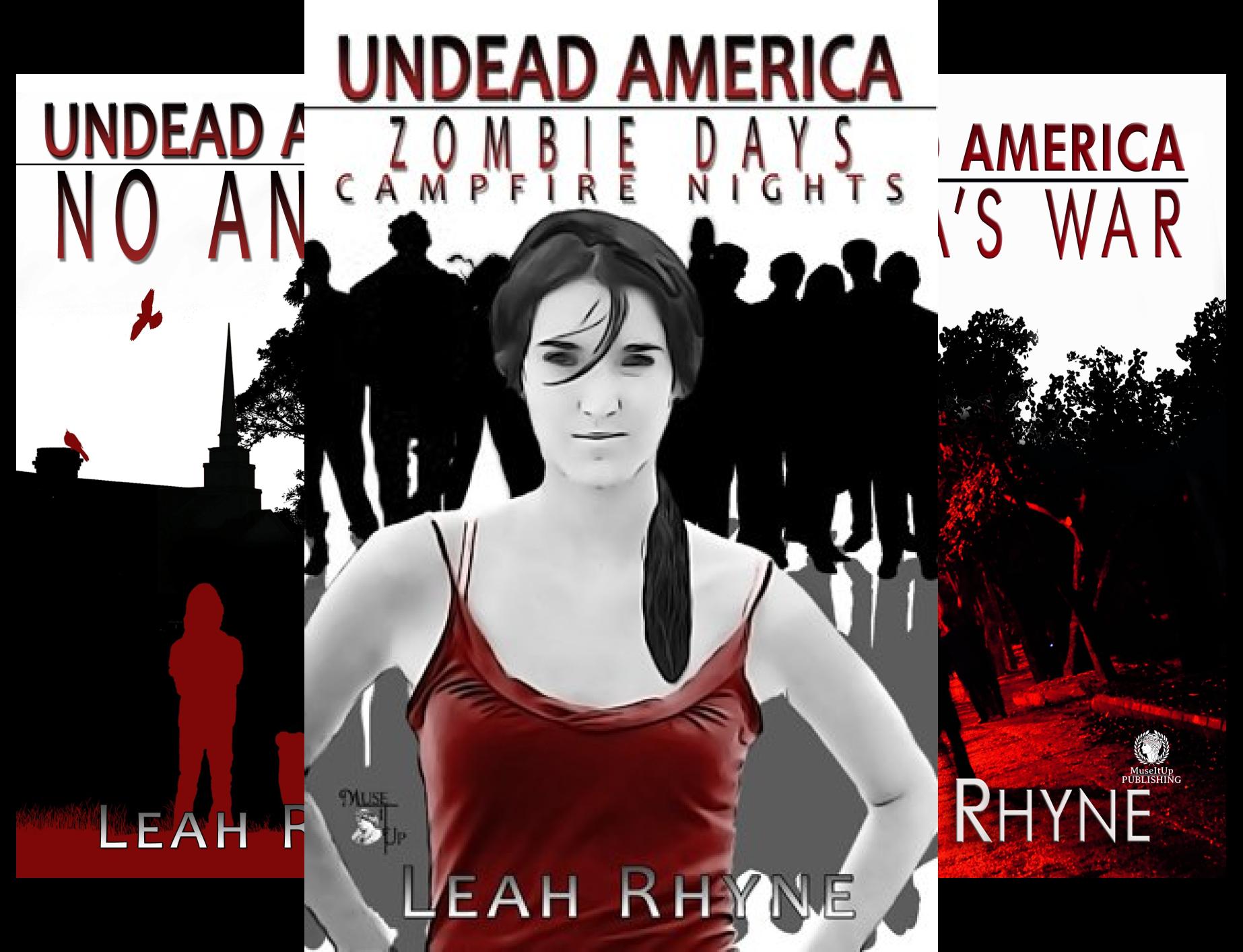 Undead America (3 Book Series)