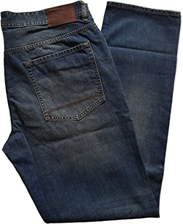 Timberland Men's Thompson Lake Jeans, zip fly Fit Slim