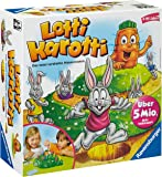 "Ravensburger - 21556 - Jeu d'action ""Lotti Karotti"" (Version Allemande)"