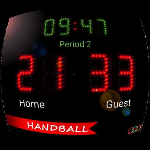 Scoreboard Handball ++ (Tennis Score Table Board)